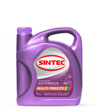 Антифриз Sintec MULTI FREEZE -40 С